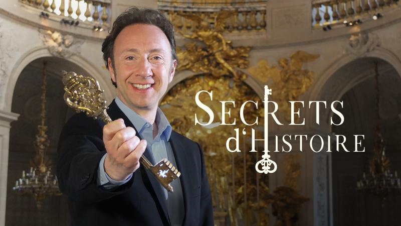 Secrets d'histoire - Stéphane Bern