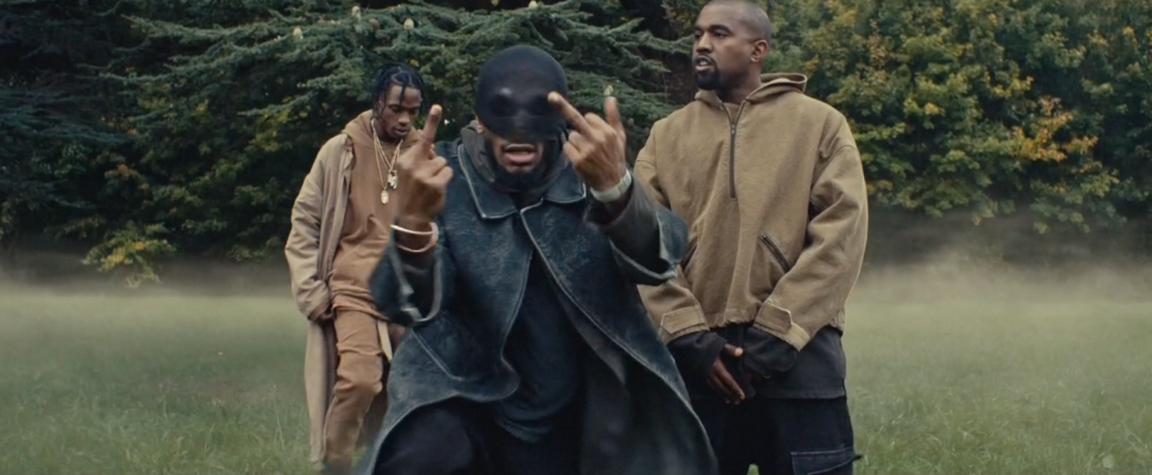 Piss On Your Grave Travis Scott ft. Kanye West & Mos Def